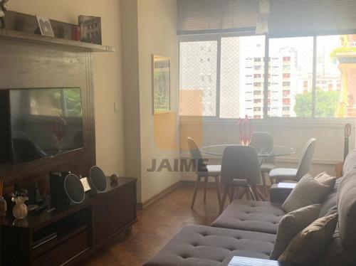 Apartamento Para Venda No Bairro Higienópolis Em São Paulo - Cod: Bi5436 - Bi5436