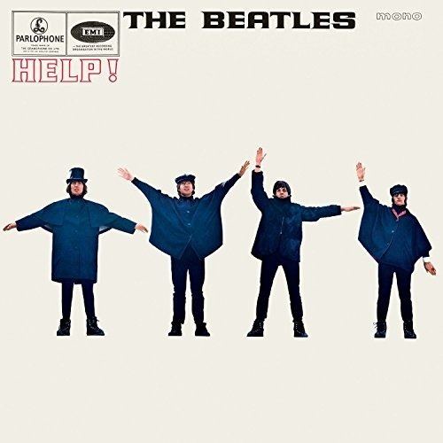 The Beatles Vinilo Help (long Play) 180 Gr.usa-dyess