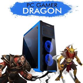 Pc Gamer Dragon - Intel Core I5-7400 Gtx 1050ti 4gb 1tb 8g