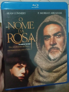 Bluray O Nome Da Rosa - Original E Raro