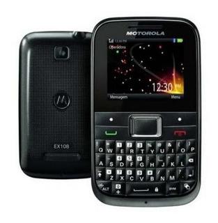 Celular Motorola Ex108 Motokey Mini Para Telcel