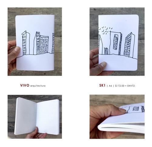 Sketchbook | Sk1 | A6 Formato