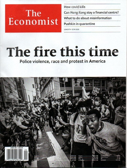 The Economist-revista Avulsa #24 The Fire This Time