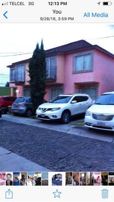 Casas Amueblada En Renta 2 Recamaras