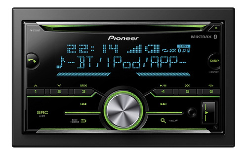 Estéreo para auto Pioneer FH S705BT con USB y bluetooth