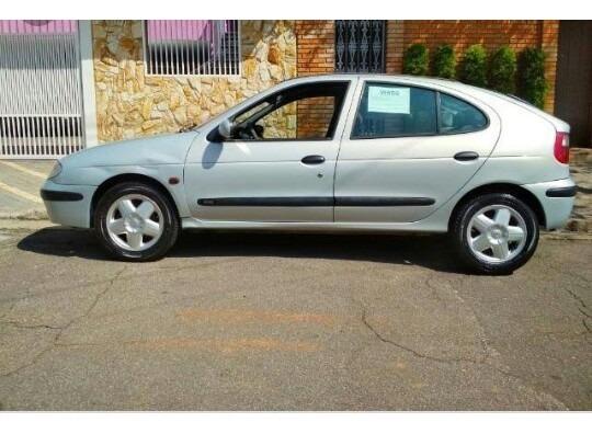 Renault Megane 1.6 Egeus Rxe 16v