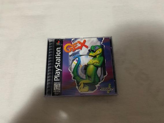 Gex Ps1 Original Completo