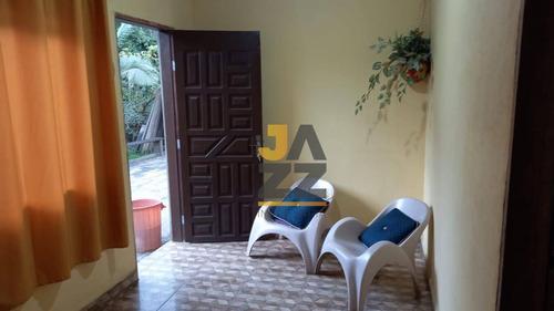 Chácara Com 3 Dormitórios À Venda, 3000 M² Por R$ 215.000,00 - Jardim Birigui Ii - Mongaguá/sp - Ch0703