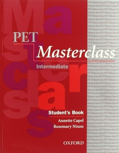 Pet Masterclass - Book With Introduction To Pet - Annette, R
