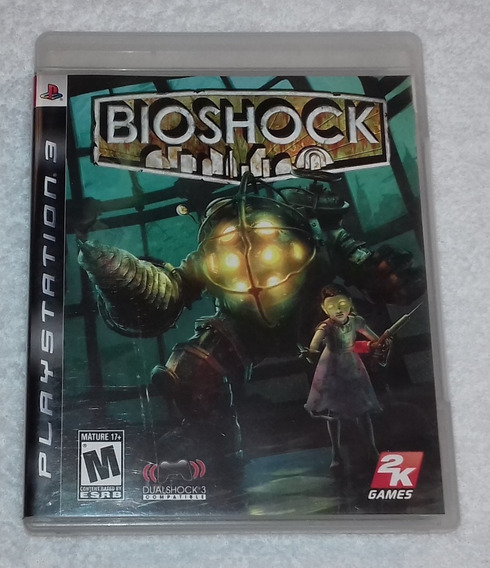 Bioshock Ps3 ** Leia