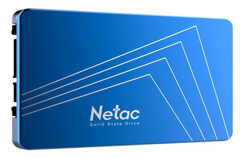 Hd Ssd 480gb N535s Sata3 560mbs Netac