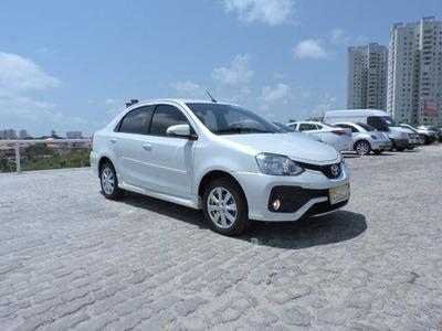 Etios 1.5 Xls Sedan 16v Flex 4p Automático