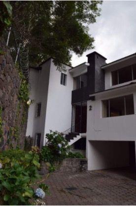 Casa En Venta En Cuajimalpa De Morelos