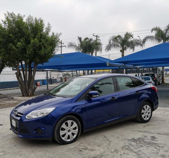 Ford Focus Ambiente 2014 Aut.