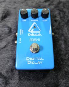 Pedal Guitarra Delay Delta Lab Dd1