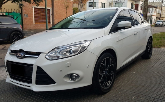 Ford Focus Iii 2.0 Sedan Titanium Mt