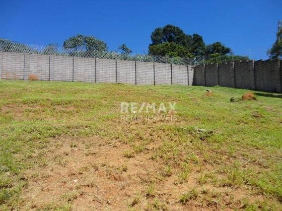 Terreno Residencial À Venda, Condomínio Porto Do Sol, Valinhos. - Te3143
