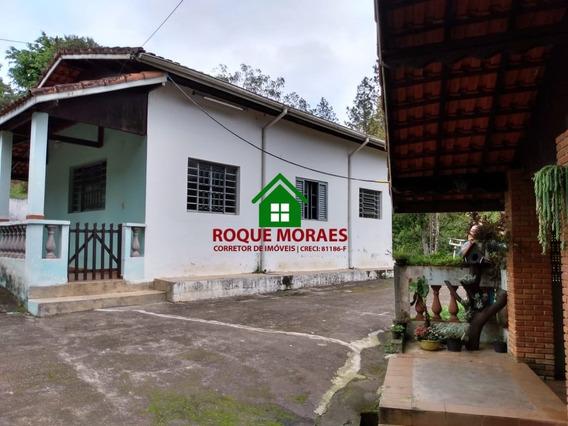 Chácara Em Juquitiba Casa Sede Lago-pomar 21.500m² Ref 0163