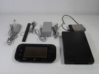 Nintendo Wii U 32gb M/sin