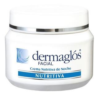 Dermaglós Crema Nutritiva De Noche Piel Normal 70gr