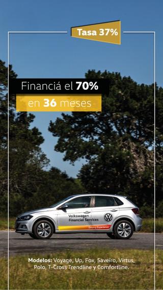 Volkswagen Polo 1.6 Msi Comfortline Okm Entr. Inmediata (2)