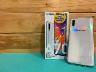 Samsung Galaxy A70 128gb   Somos Tienda Ccct