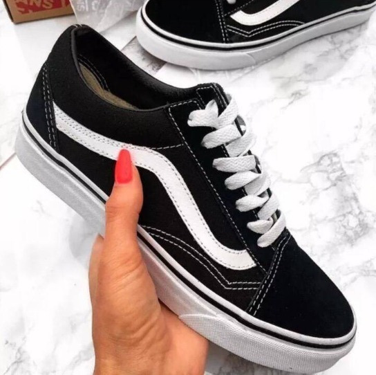 Tênis Vans Old Skool !