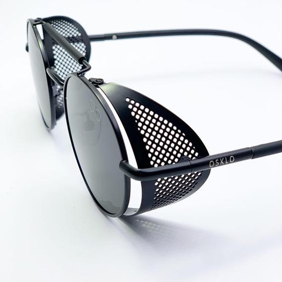 Oculos De Sol Original Proteçao Lateral Uv400 Polarizado