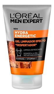 Gel Limpiador Loreal Men Expert Hydra Energetic 100ml