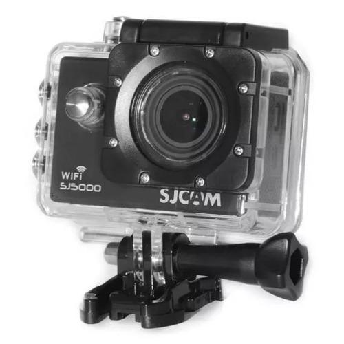 Câmera Wifi À Prova D' Água Sjcam Sj5000 2.0  Lcd Hd 1080p