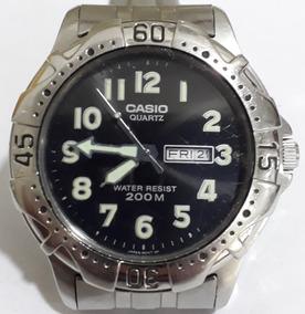 Relógio Casio Duplo Calendario