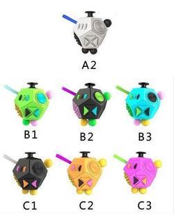 Fidget Spinner 2.0 Cubo Antiestres Promoción Dia Del Niño