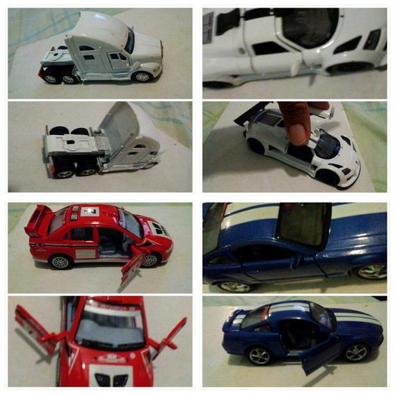 Carros De Coleccion A Escala Kinsmarts