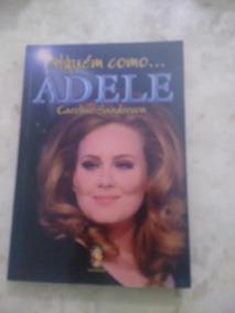 Alguém Como Adele - Caroline Sanderson (livro)