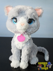 Furreal Friends Gato Gatinha Bootsie - Hasbro (usado)