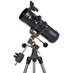 Telescópio Profissional Astromaster 114eq Celestron Original