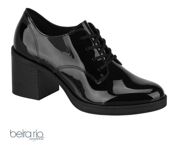 Sapato Beira Rio Oxford - Ref.: 4225101