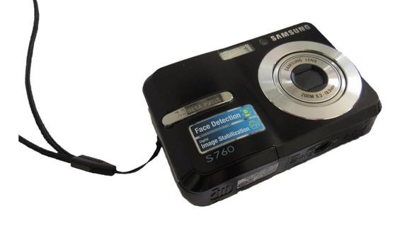Com Defeito Câmera Samsung S760 (conserto Ou Retirar Peças)