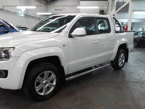 Volkswagen Amarok 2.0 4x4 Highline Pack 2011 Blanco