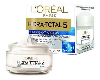 Crema Experto Antiarrugas +35 Loréal Paris Hidra Total 50 Ml