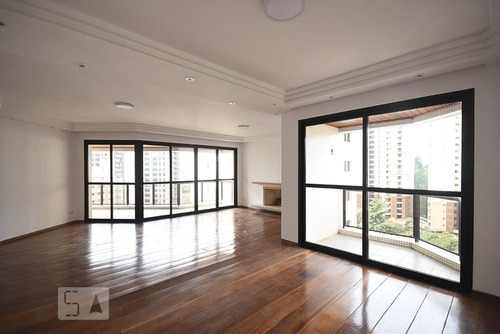 Apartamento À Venda - Panamby, 4 Quartos,  217 - S893094200