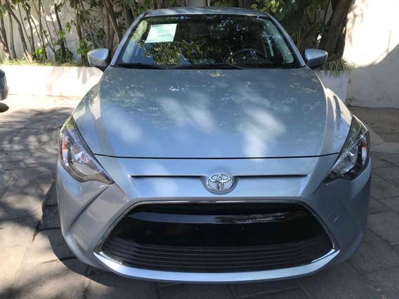 Toyota Yaris 2018 4p Sedn R Le L4/1.5l Aut