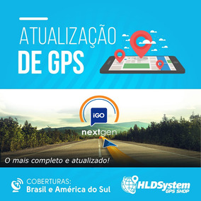 Gps Aquarius Mapa Caminhão - Eletrônicos, Áudio e Vídeo no