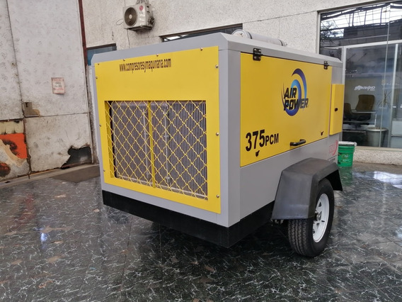 Compresor Neumatico 375 Pcm 1 Año De Garantia