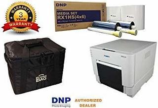 Dnp Ds-rx1hs Photo Impresora.. Bundle Deal. Comes Our Excl ®