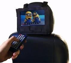 Dvd Portátil Napoli Tela 7 Polegadas Game + Tv + Bolsa De E
