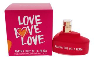 Amar Por Agatha Ruiz De La Prada Para Mujeres - 2.7 Oz Edt R