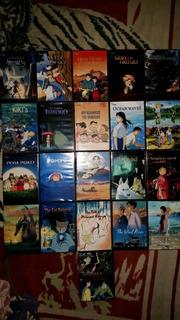Colección Películas Estudio Ghibli Entrega Inmediata