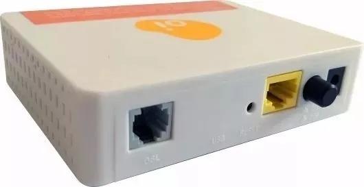 Modem Roteador Oi Telsec Ts9000 2/2+ Cabeado Rj45 Até 24mb