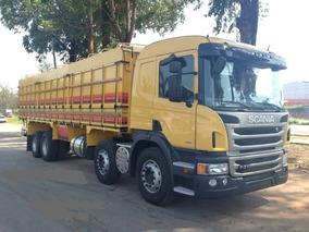 Scania P310 Bitruck Carroceria Zero Km